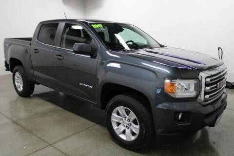 2017 GMC Canyon for sale at Bob Clapper Automotive, Inc in Janesville WI