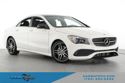2018 Mercedes-Benz CLA for sale at JumboAutoGroup.com - Carsntoyz.com in Hollywood FL