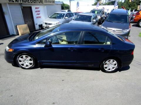 2006 Honda Civic for sale at American Auto Group Now in Maple Shade NJ