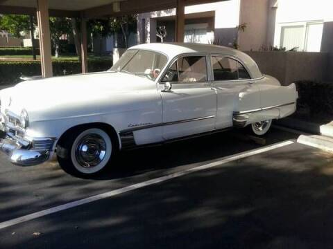 1949 Cadillac Fleetwood for sale at Haggle Me Classics in Hobart IN
