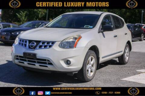 2012 Nissan Rogue for sale at Certified Luxury Motors in Great Neck NY