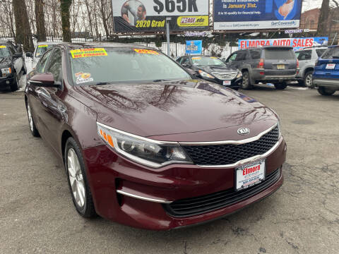 2016 Kia Optima for sale at Elmora Auto Sales in Elizabeth NJ