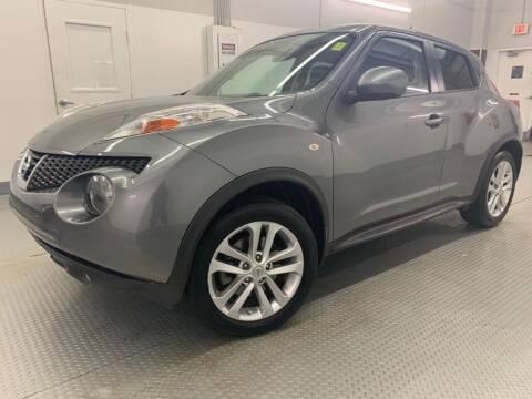 2013 Nissan JUKE for sale at TOWNE AUTO BROKERS in Virginia Beach VA