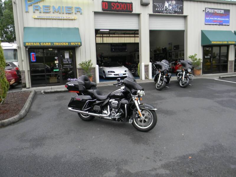 2019 Harley-Davidson Ultra Classic for sale at PREMIER MOTORSPORTS in Vancouver WA