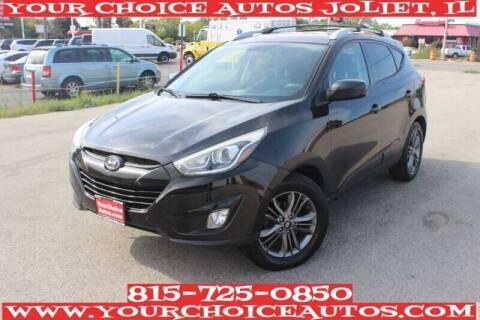 2014 Hyundai Tucson for sale at Your Choice Autos - Joliet in Joliet IL