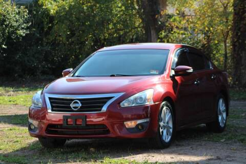 2009 Nissan Altima Hybrid for sale at Simon Auto Group in Newark NJ