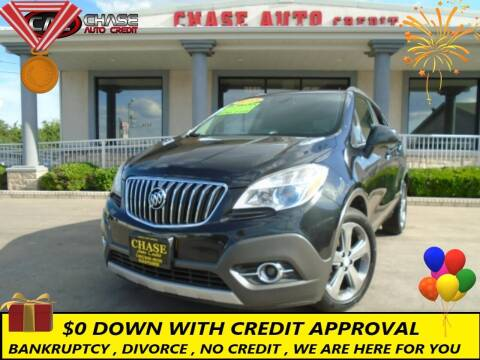 2013 Buick Encore for sale at Chase Auto Credit in Oklahoma City OK