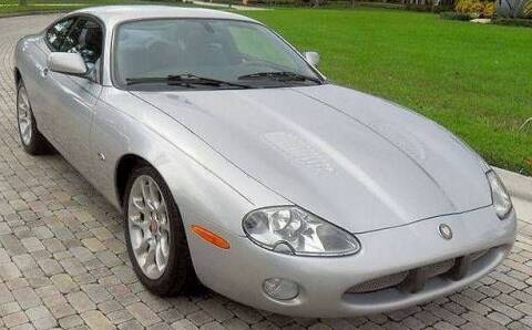 2001 Jaguar XKR for sale at Classic Car Deals in Cadillac MI