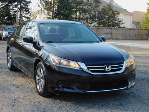2015 Honda Accord for sale at Prize Auto in Alexandria VA