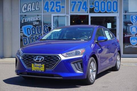 2020 Hyundai Ioniq Hybrid for sale at Jeremy Sells Hyundai in Edmunds WA