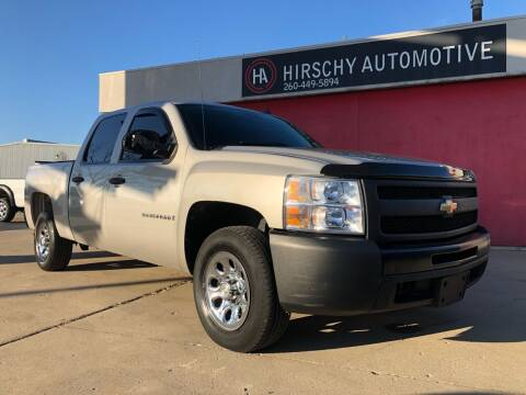 2009 Chevrolet Silverado 1500 for sale at Hirschy Automotive in Fort Wayne IN