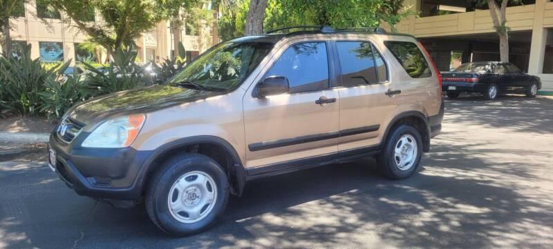 2003 Honda CR-V for sale at Alltech Auto Sales in Covina CA