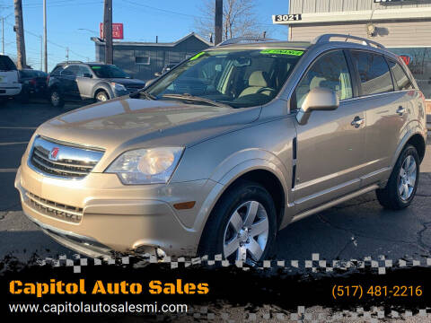 2008 Saturn Vue for sale at Capitol Auto Sales in Lansing MI