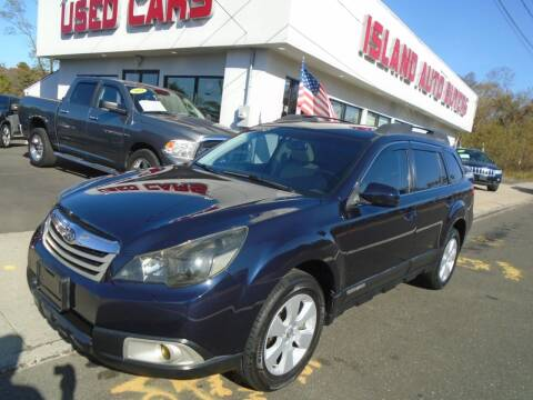 2012 Subaru Outback for sale at Island Auto Buyers in West Babylon NY