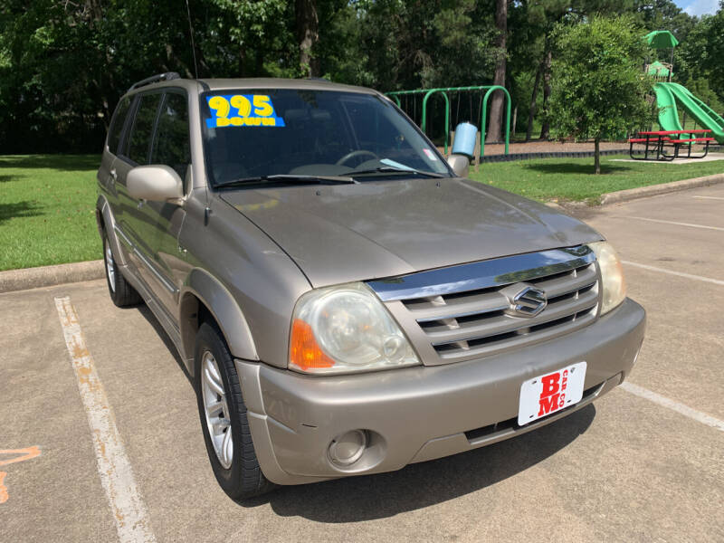 2004 Suzuki XL7 for sale at B & M Car Co in Conroe TX