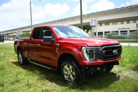 2021 Ford F-150 for sale at STS Automotive - Miami, FL in Miami FL