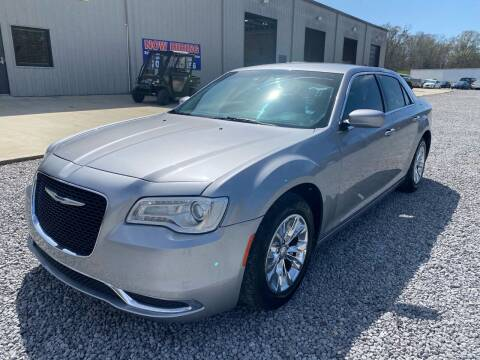2015 Chrysler 300 for sale at Alpha Automotive in Odenville AL