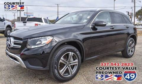 2019 Mercedes-Benz GLC for sale at Courtesy Value Pre-Owned I-49 in Lafayette LA