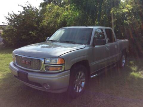 2006 GMC Sierra 1500 for sale at Allen Motor Co in Dallas TX