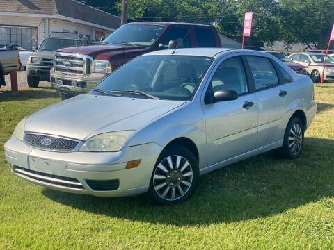 2007 Ford Focus for sale at Cash Car Outlet in Mckinney TX
