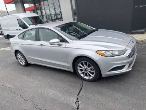 2017 Ford Fusion Hybrid for sale at Car Revolution in Maple Shade NJ