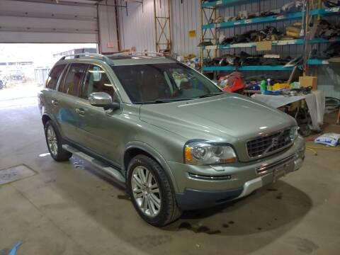 2008 Volvo XC90 for sale at Strandbergs Auto Inc in Centuria WI