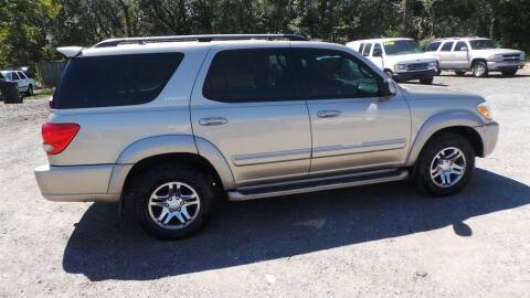 2006 Toyota Sequoia for sale at action auto wholesale llc in Lillian AL