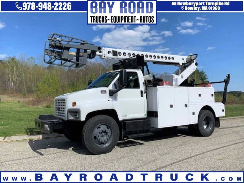 2004 GMC C7500 for sale at Bay Road Trucks in Newbury MA
