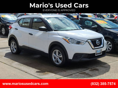 2018 Nissan Kicks for sale at Mario's Used Cars in Houston TX