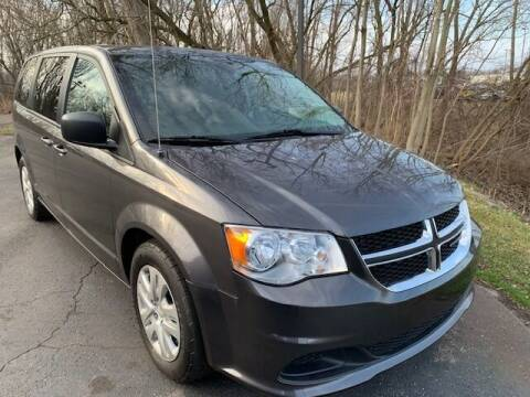 2018 Dodge Grand Caravan for sale at Lighthouse Auto Sales in Holland MI