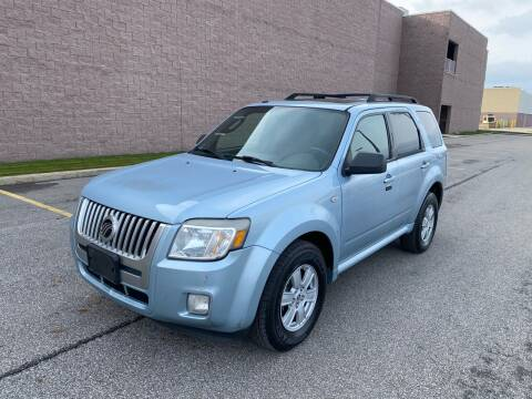 2009 Mercury Mariner for sale at JE Autoworks LLC in Willoughby OH