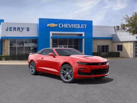 2021 Chevrolet Camaro for sale at Jerry's Buick GMC in Weatherford TX