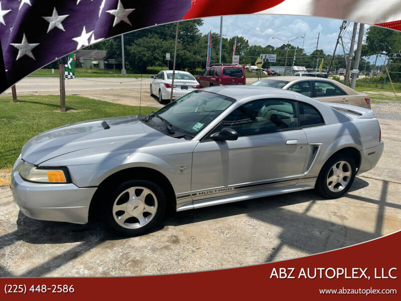 2000 Ford Mustang for sale at ABZ Autoplex, LLC in Baton Rouge LA