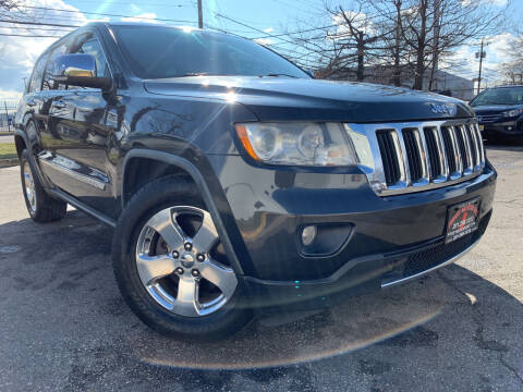 2011 Jeep Grand Cherokee for sale at JerseyMotorsInc.com in Teterboro NJ