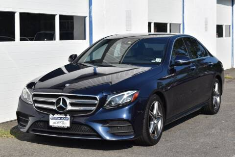 2017 Mercedes-Benz E-Class for sale at IdealCarsUSA.com in East Windsor NJ