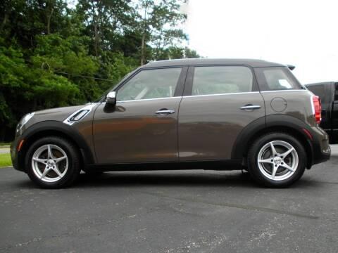 2011 MINI Cooper Countryman for sale at Auto Brite Auto Sales in Perry OH