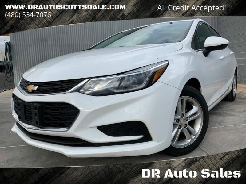 2018 Chevrolet Cruze for sale at DR Auto Sales in Scottsdale AZ