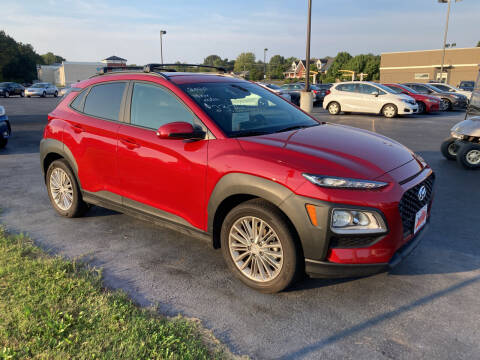 2020 Hyundai Kona for sale at McCully's Automotive - Trucks & SUV's in Benton KY
