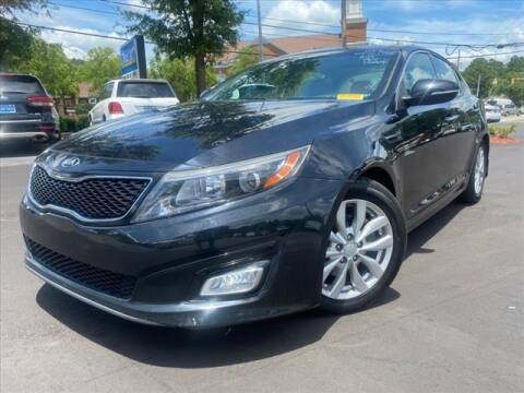2015 Kia Optima for sale at iDeal Auto in Raleigh NC