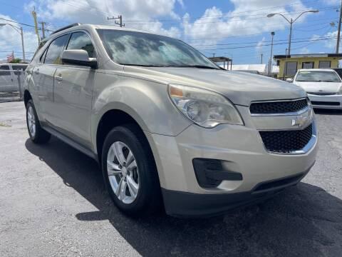 2014 Chevrolet Equinox for sale at MIAMI AUTO LIQUIDATORS in Miami FL
