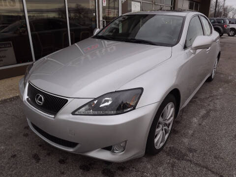 2006 Lexus IS 250 for sale at Arko Auto Sales in Eastlake OH
