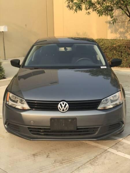 2012 Volkswagen Jetta for sale at H & S Auto Wholesale in San Bernardino CA