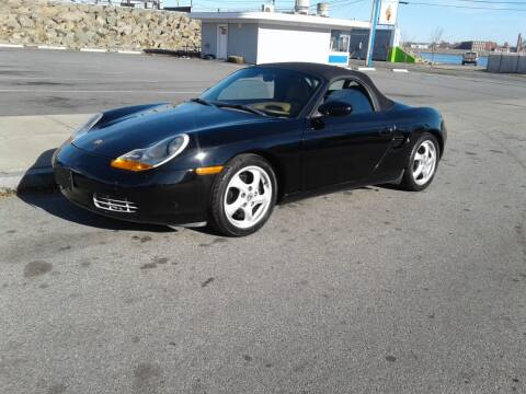 1998 Porsche Boxster for sale at Nelsons Auto Specialists in New Bedford MA