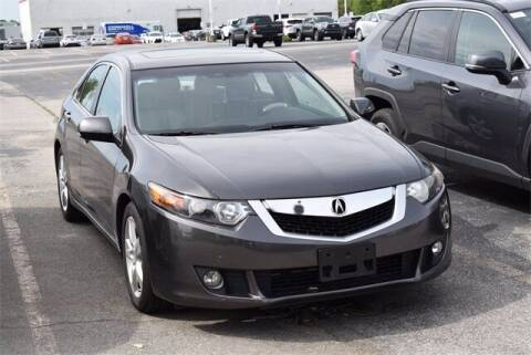 2010 Acura TSX for sale at BOB ROHRMAN FORT WAYNE TOYOTA in Fort Wayne IN