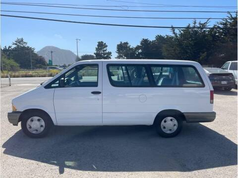 1997 Ford Aerostar for sale at Dealers Choice Inc in Farmersville CA