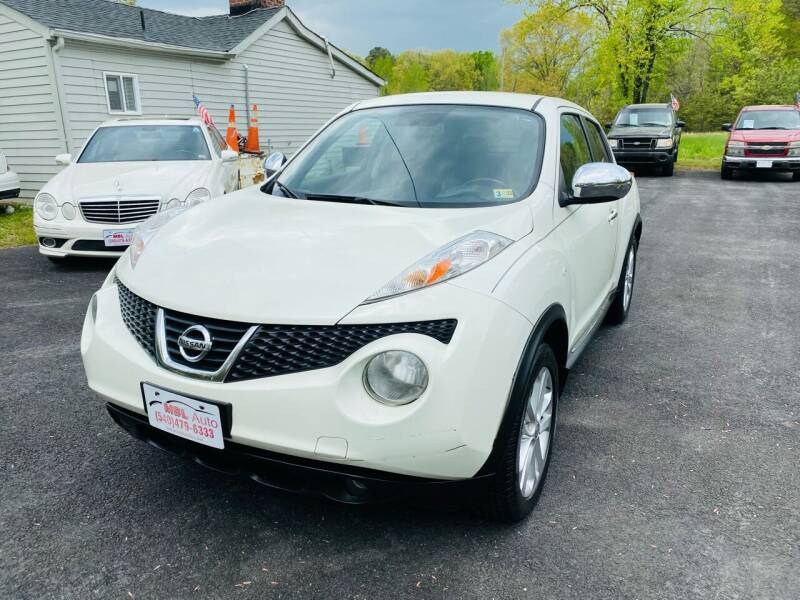2012 Nissan JUKE for sale at MBL Auto Woodford in Woodford VA