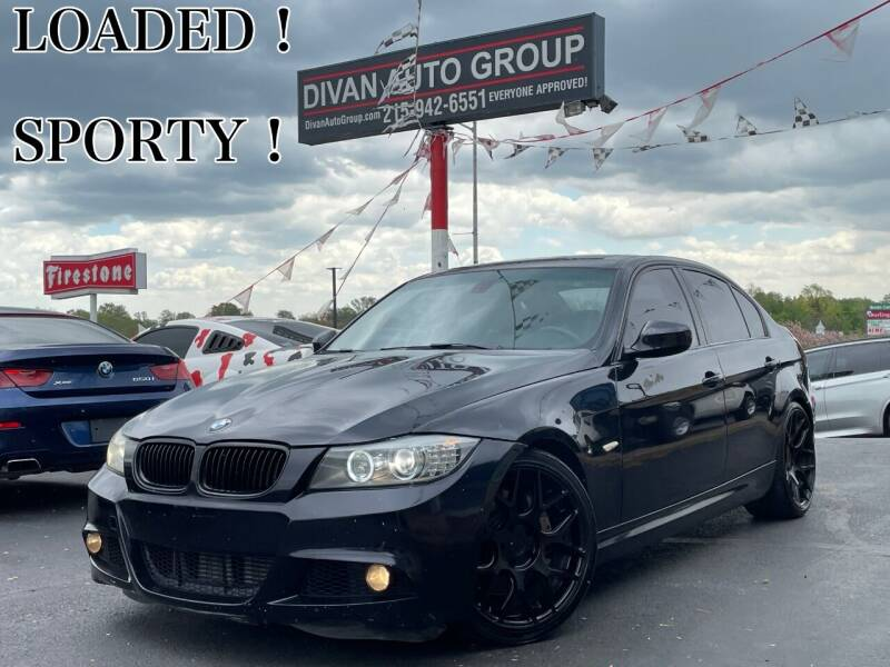 2010 BMW 3 Series for sale at Divan Auto Group in Feasterville PA