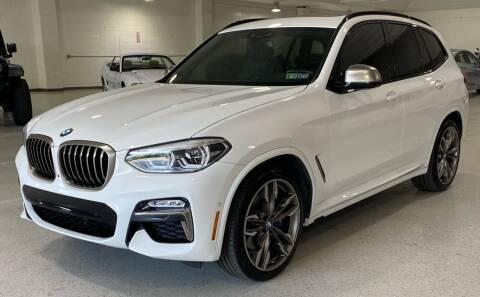 2018 BMW X3 for sale at Hamilton Automotive in North Huntingdon PA