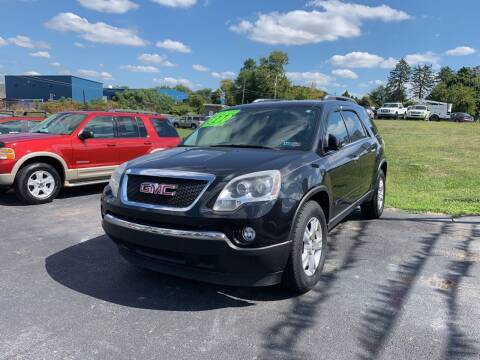 2009 GMC Acadia for sale at Credit Connection Auto Sales Dover in Dover PA