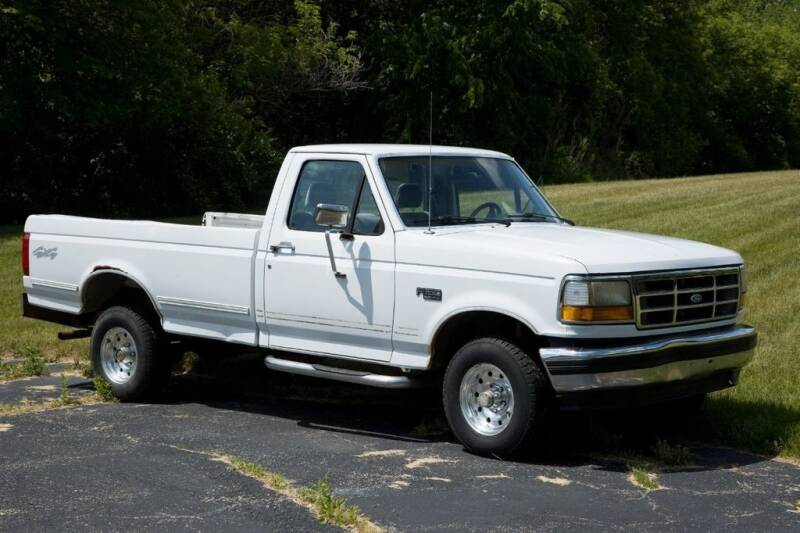1994 Ford F-150 for sale in Cary, IL